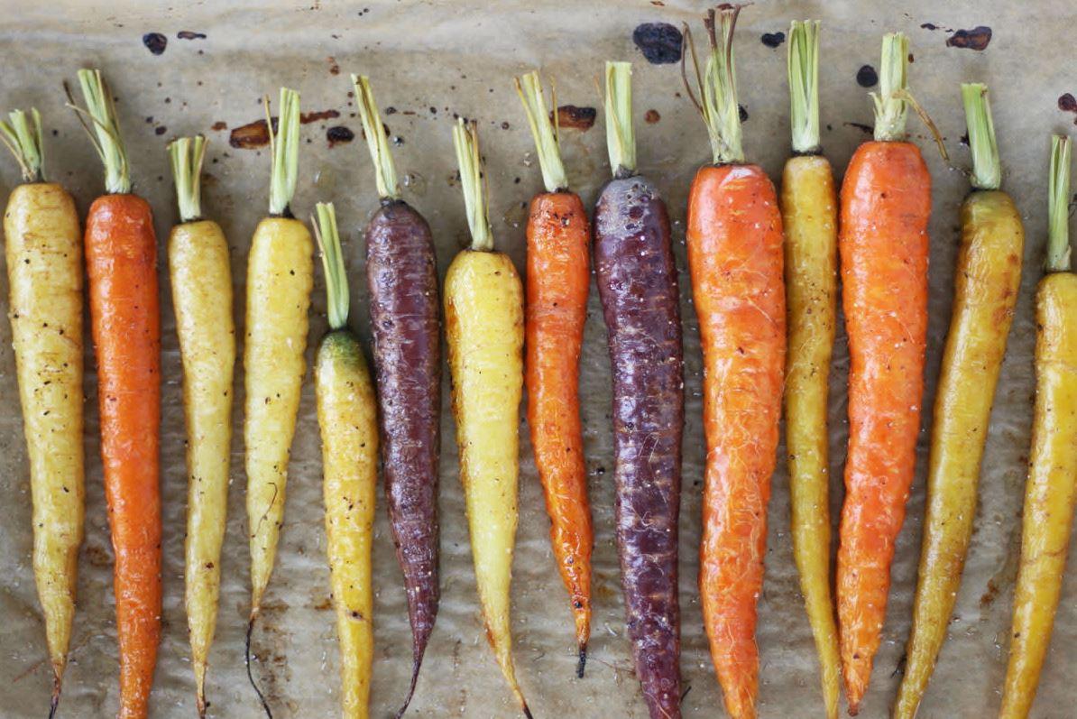 Morötter näringsvärde och kolhydrater